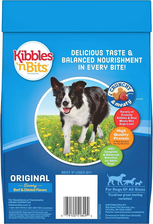 Original Dog Food, 3.5 Pound or Each Pack, Pack of 5