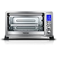 Deals on Toshiba AC25CEW-SS Digital Toaster Oven wConvection Cooking