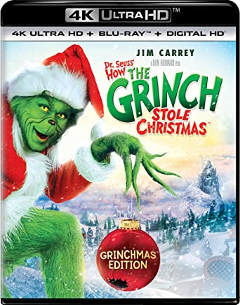 How The Grinch Stole Christmas Grinch