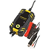 Deals on STANLEY 1.5 Amp Battery Charger /Maintainer BC209