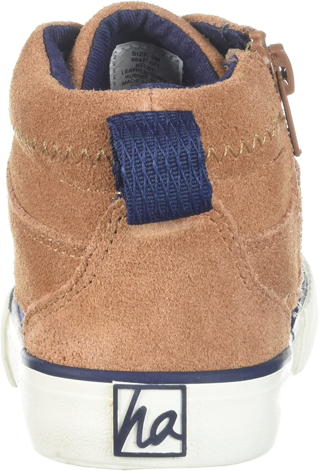 Hanna Andersson Kids Kelby Boys Duck Ankle Boot 48421-071