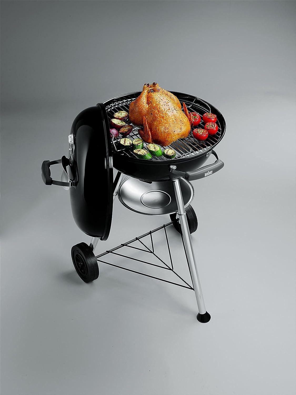 Weber 1221004 Barbecue compact Noir 47 cm
