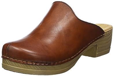Rieker Women s V6879 Clogs  Amazon.co.uk  Shoes   Bags 9fdfadc62a