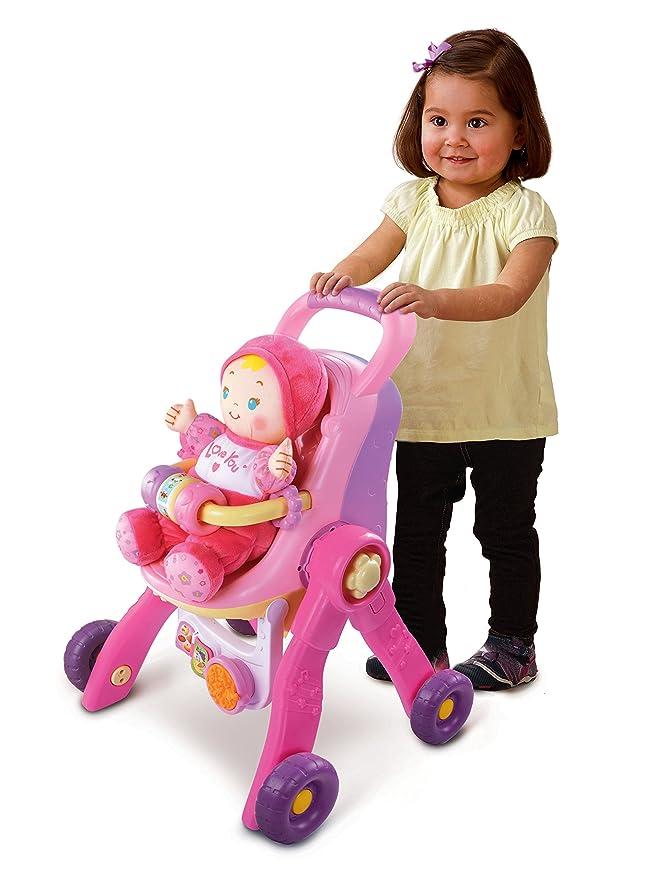 Amazon.com: VTech Baby Amaze 3-in-1 Cuidado y aprender ...