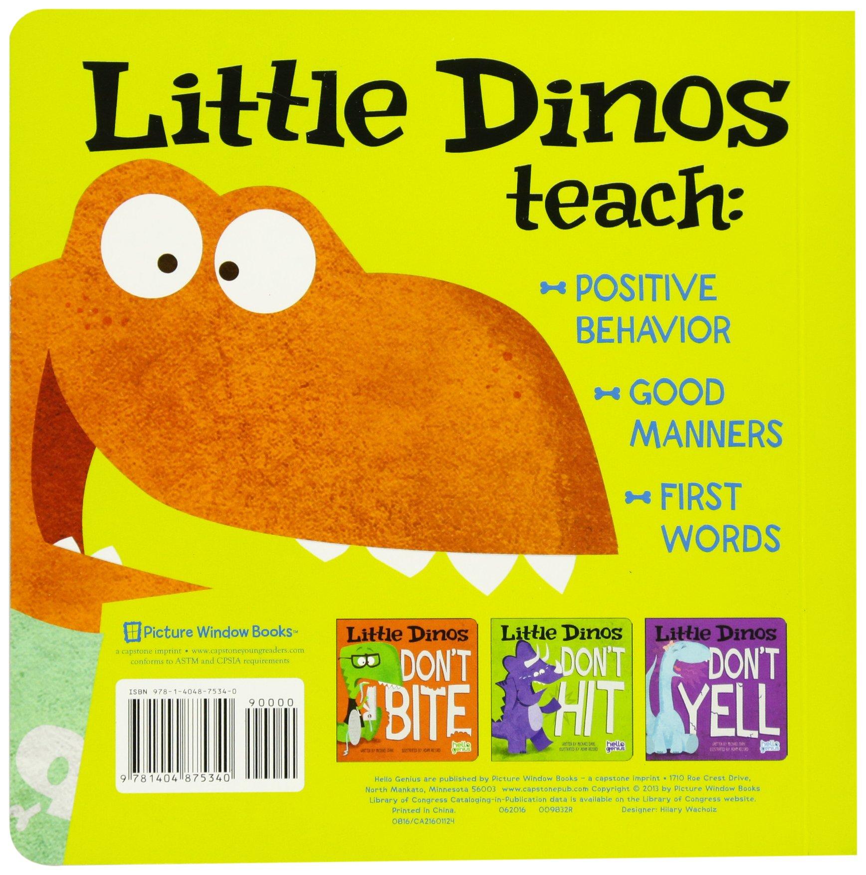 Little Dinos Dont Push