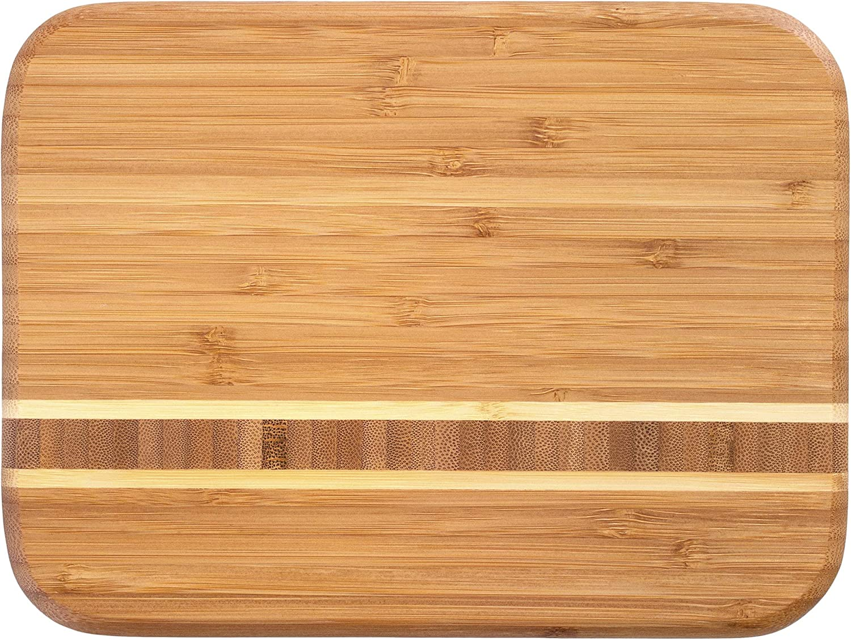 Totally Bamboo Cutting Board, Barbados 9 x 6.5-inch