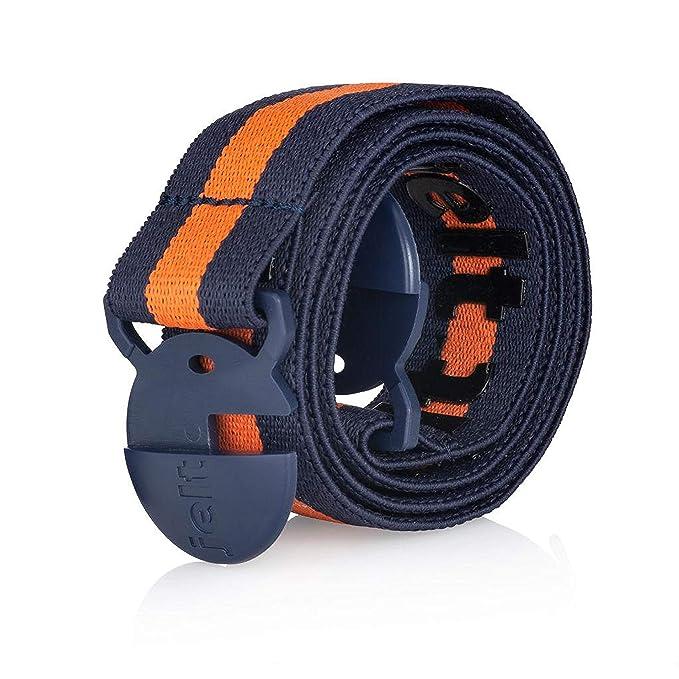 Amazon.com: Fuerte y invisible Elástico Stretch Cinturón por ...