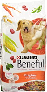 Beneful Dry Dog Food, Original, 7-Pound Bag, Pack Of 1