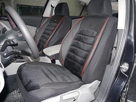 Seatcovers By K Maniac Sitzbezüge Komplettset Passend Für Alle Pkw No4 Auto