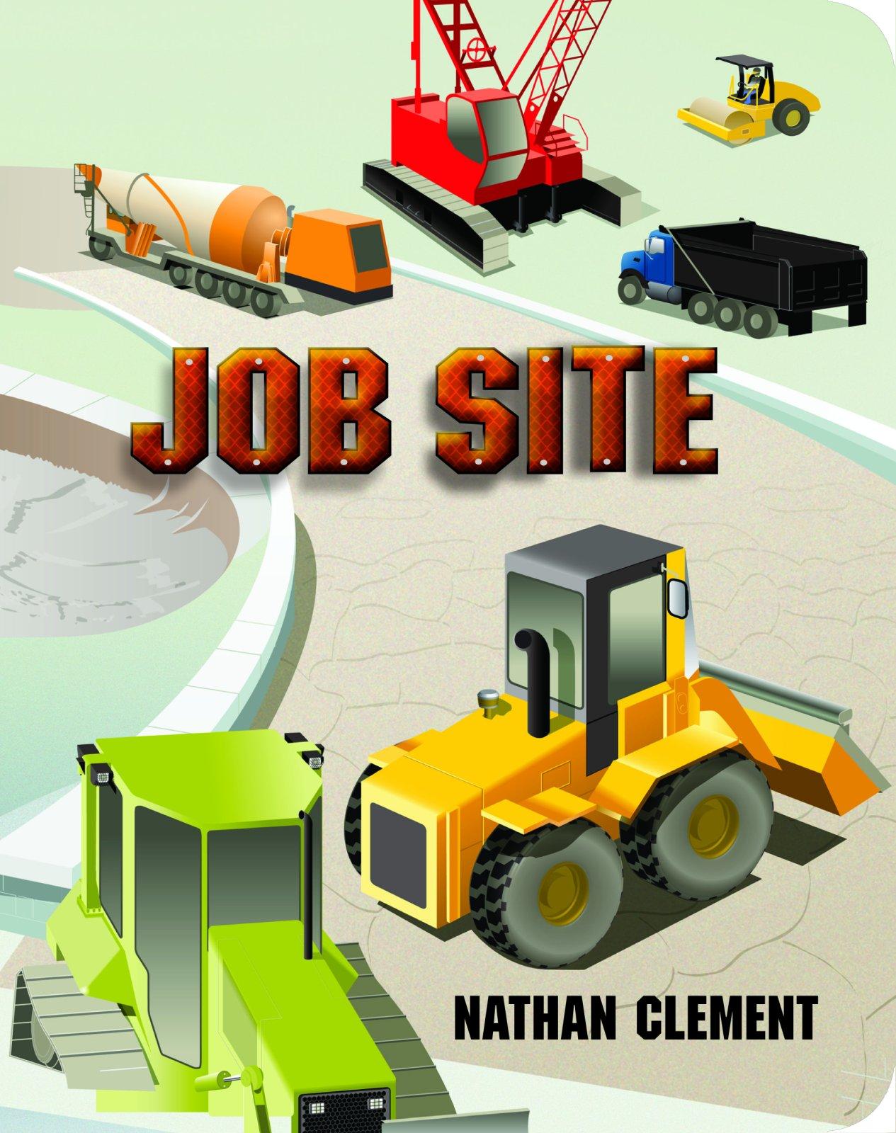job site nathan clement com books