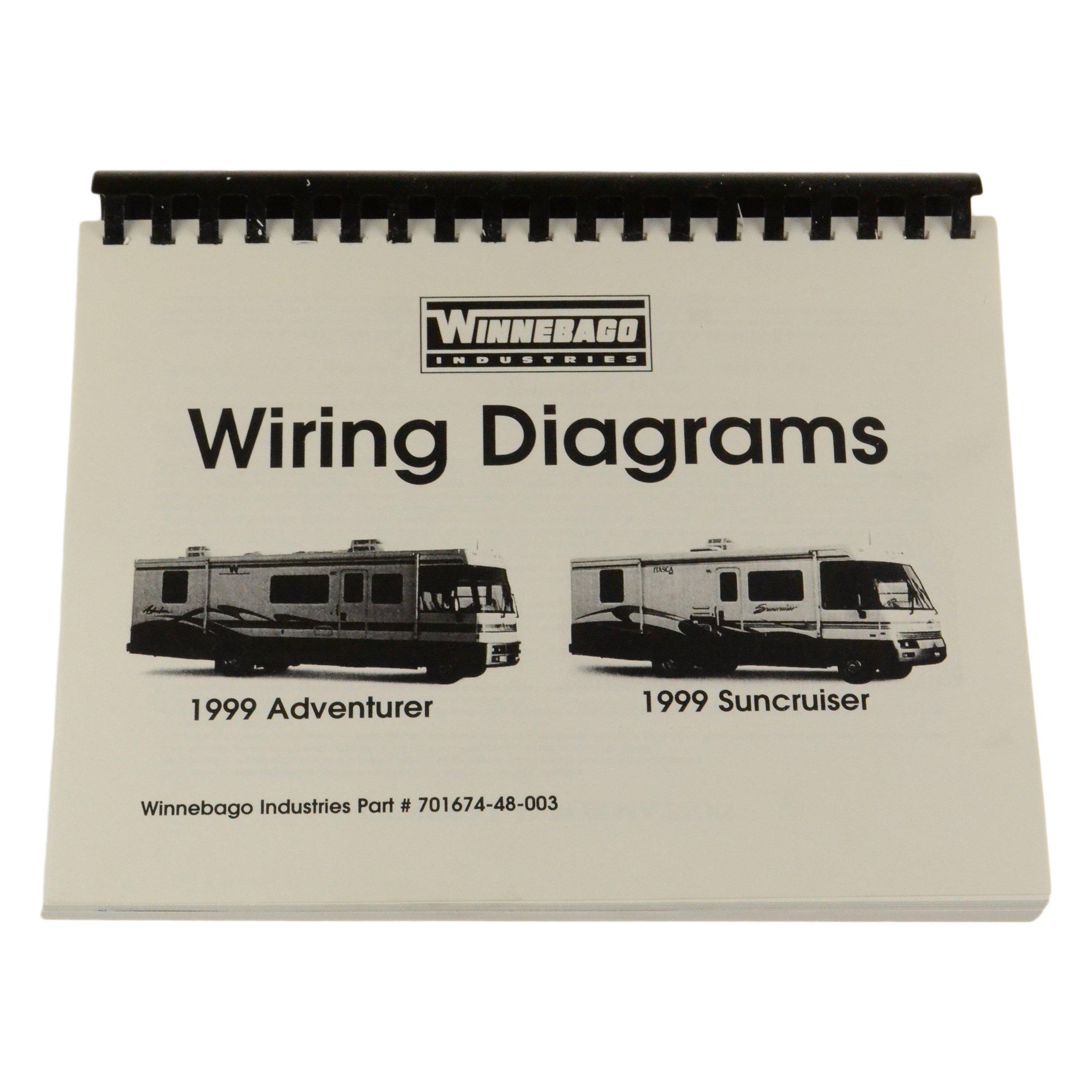 1999 G-Series Wiring Diagrams: Winnebago Industries: 0019372823667:  Amazon.com: BooksAmazon.com