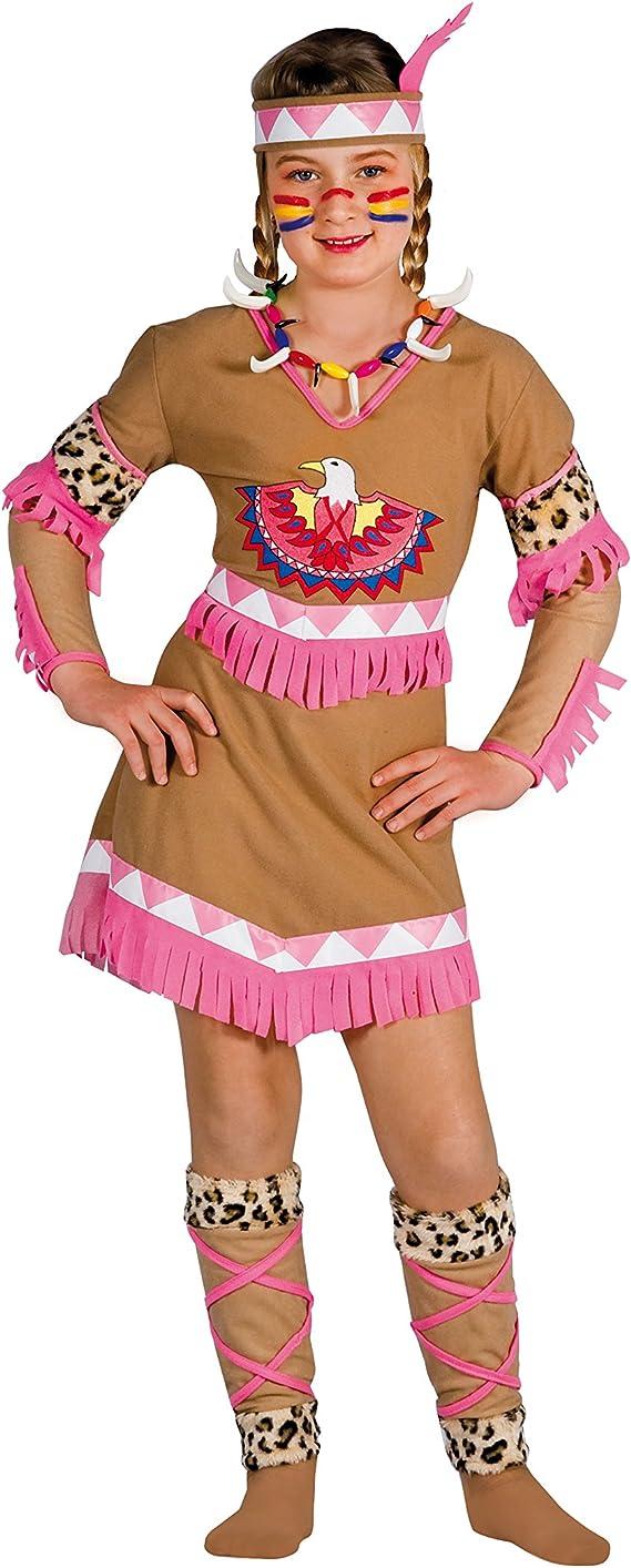 Ciao – Disfraz de Indiecita Rayo de Luna para niñas - Incluye ...