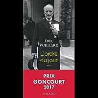 L'ordre du jour (Un endroit où aller t. 278) (French Edition)