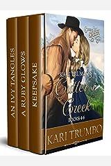 Kari Trumbo's Cutter's Creek: Books 4-6