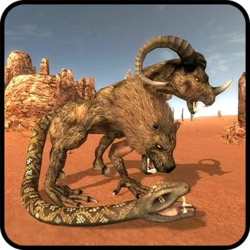 Amazon com: Chimera Simulator 3D: Appstore for Android