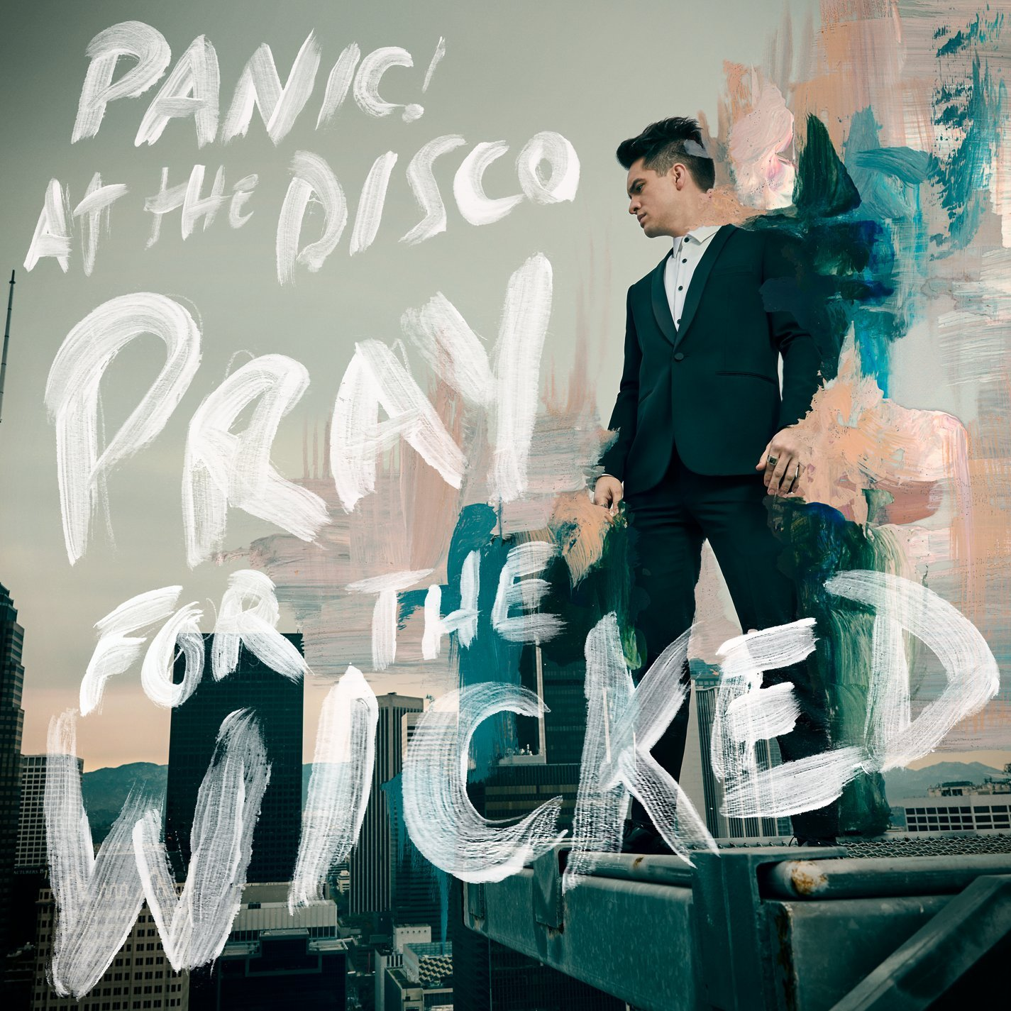 CD : Panic! At the Disco - Pray For The Wicked (CD)