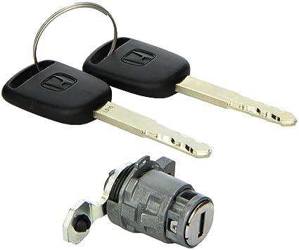 Amazon Com Genuine Honda 72185 S9a 013 Door Lock Cylinder