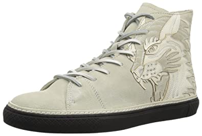 Men's Gates High Tiger Tattoo Fashion Sneaker