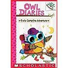 Eva's Campfire Adventure: A Branches Book (Owl Diaries #12)