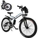 elektrofahrrad e bike mountain bike pedelec klappbar. Black Bedroom Furniture Sets. Home Design Ideas