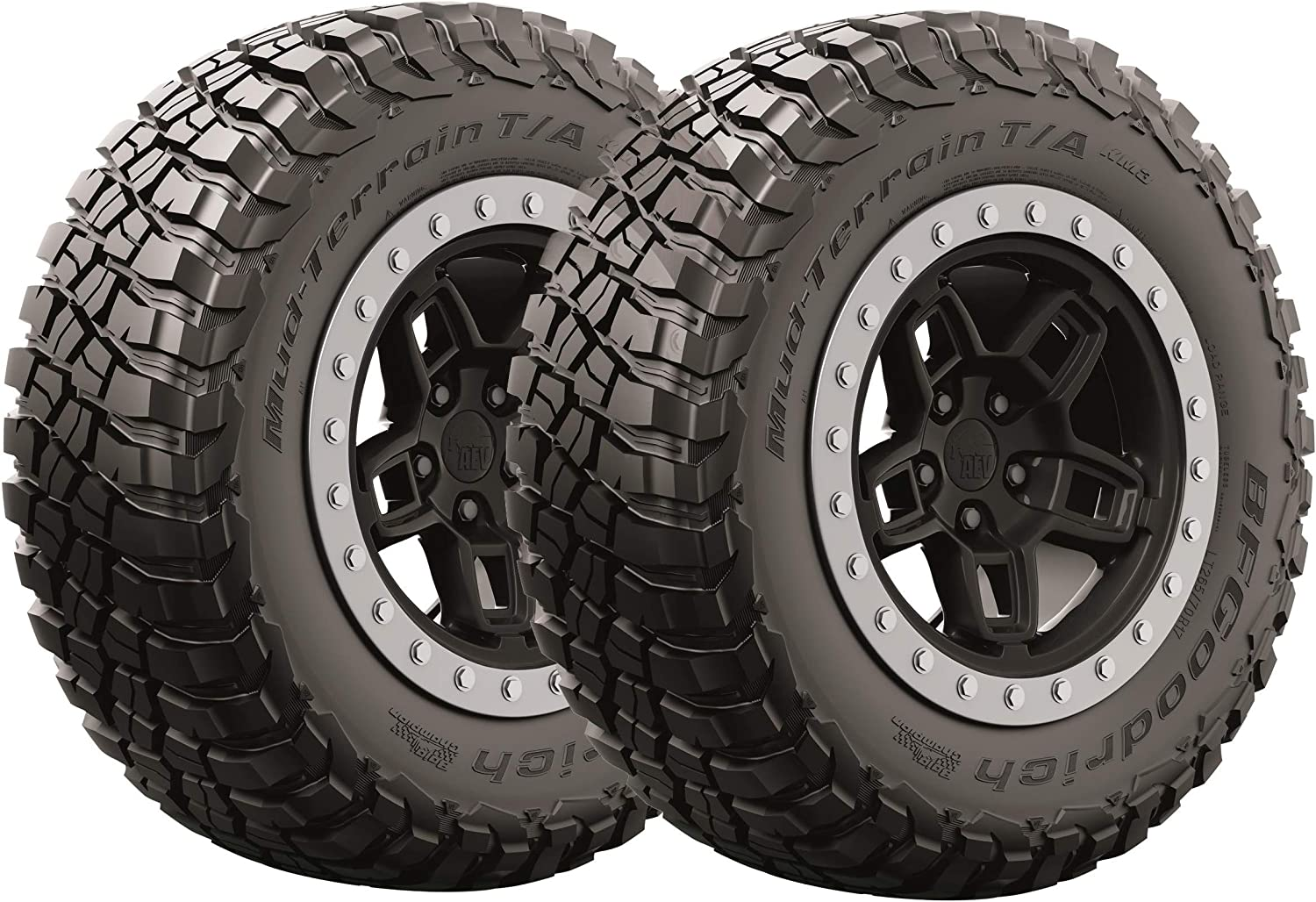 BFGoodrich Mud-Terrain T/A KM3 All-Season Radial Tire-32x10R15NHS/8PR