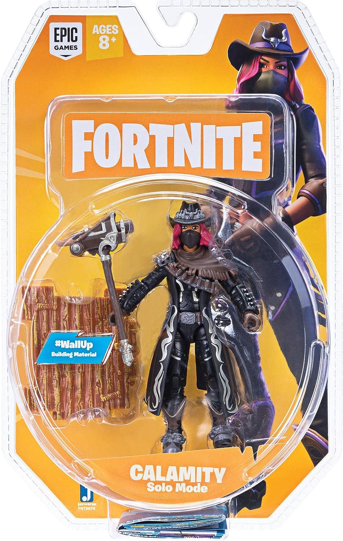 Toy Partner Figura FORTNITE Calamity 10 CM. Serie 2 Incluye 1 Accesorio, EN Blister, Multicolor (FNT0074): Amazon.es: Juguetes y juegos
