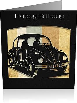 voiture coccinelle anniversaire