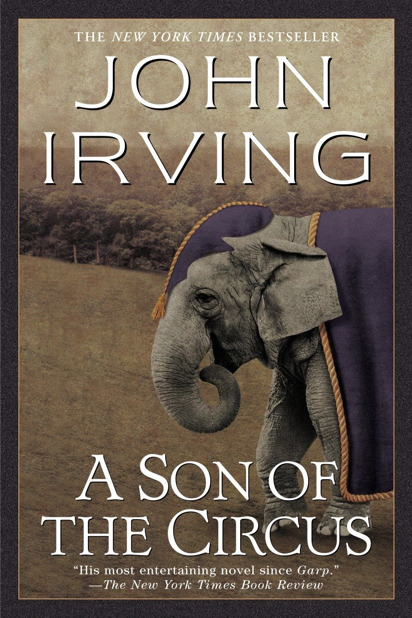 A Son Of The Circus By John Irving