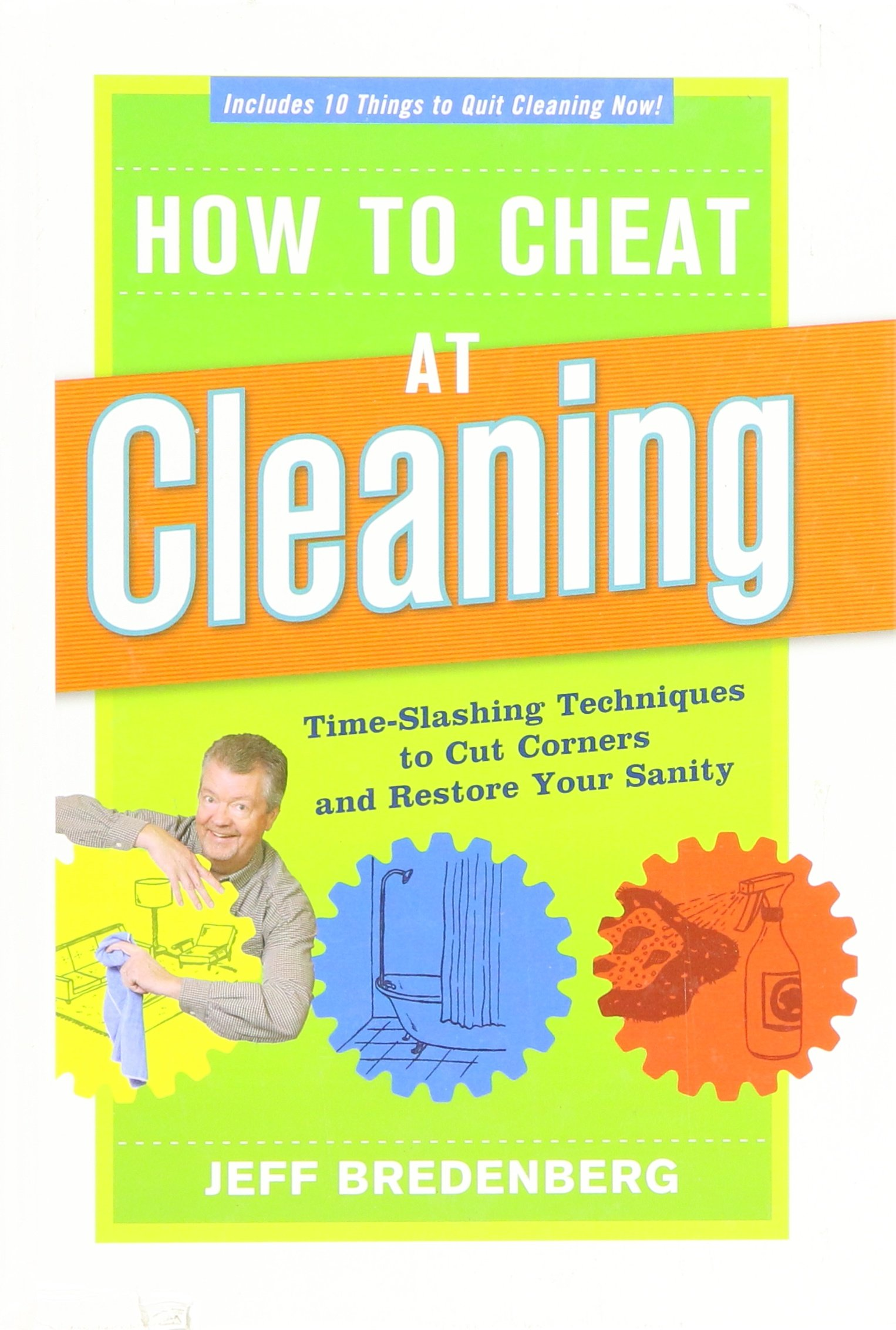 Download How to Cheat At Cleaning pdf