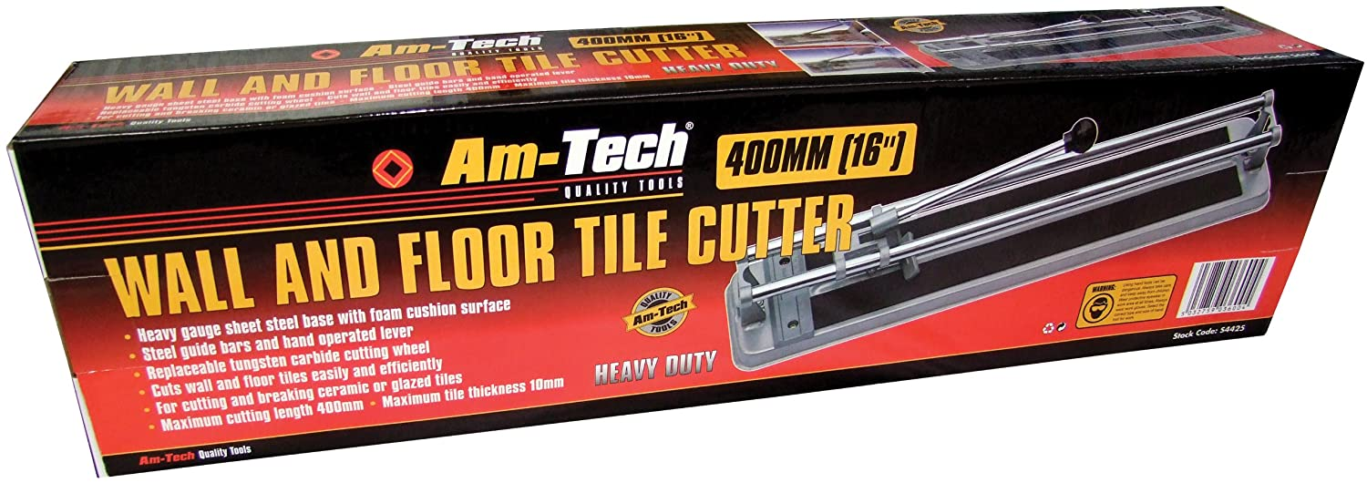 Floor tile cutting tools image collections tile flooring design am tech 16 inch tile cutter amazon diy tools doublecrazyfo image collections dailygadgetfo Gallery