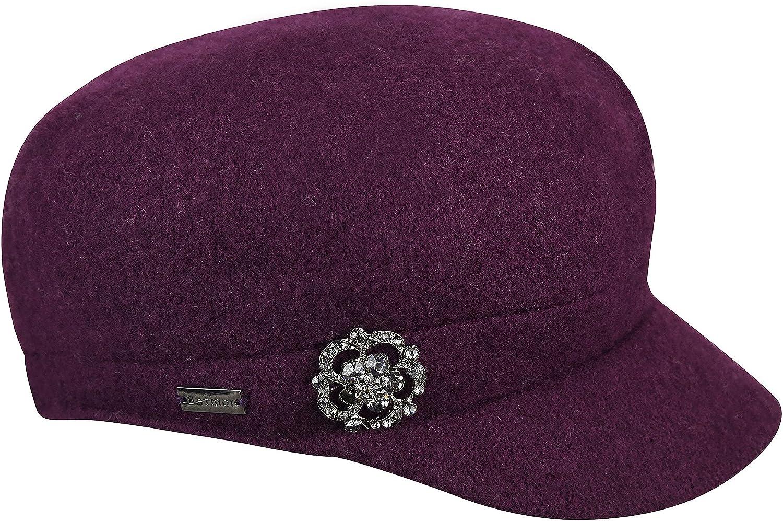Betmar Women's Crystal Cap...