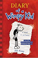 Diary of a Wimpy Kid (Diary of a Wimpy Kid #1) Hardcover