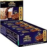 Rite Bite Max Protein Professional - 100 g (12 Bars, Choco Almond)