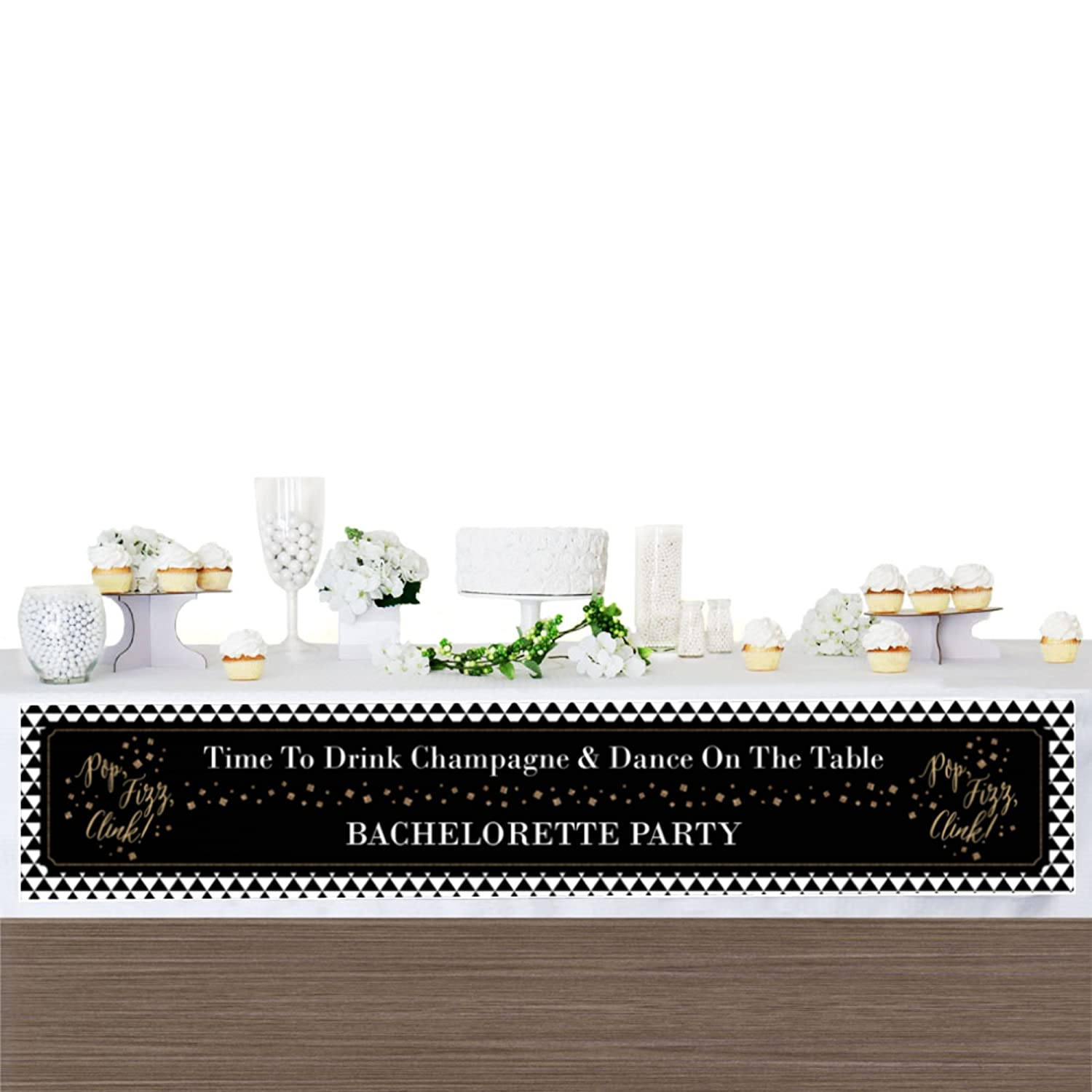 Big Dot of Happiness Girls Night Out Bachelorette Party Decorations Party Banner