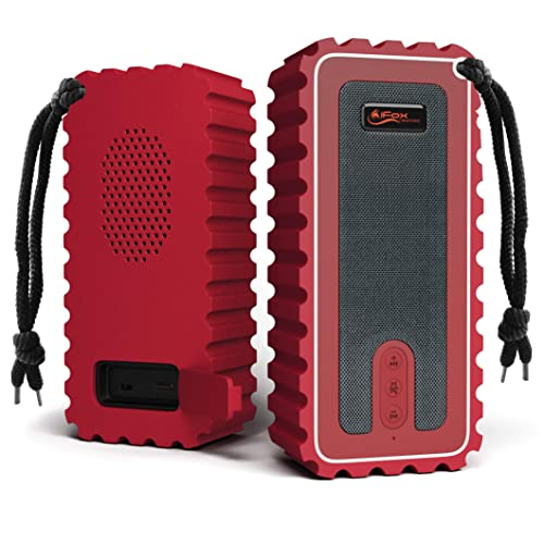 Waterproof Bluetooth Speaker with FM Radio
