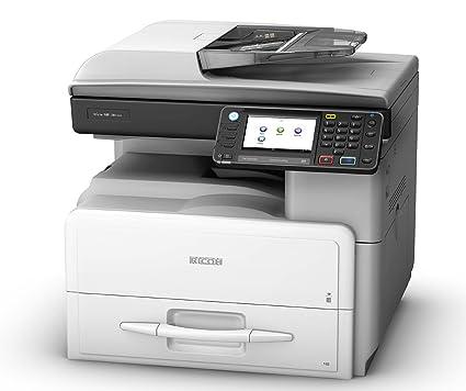 Ricoh Aficio MP 301 - Impresora láser (30 ppm), Gris y ...