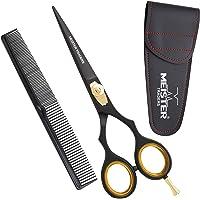 Professional Hair Scissors-Barber Scissors-Hair Shears 6.5 inch Haircut Scissors Professional Hair Cutting Scissors for…