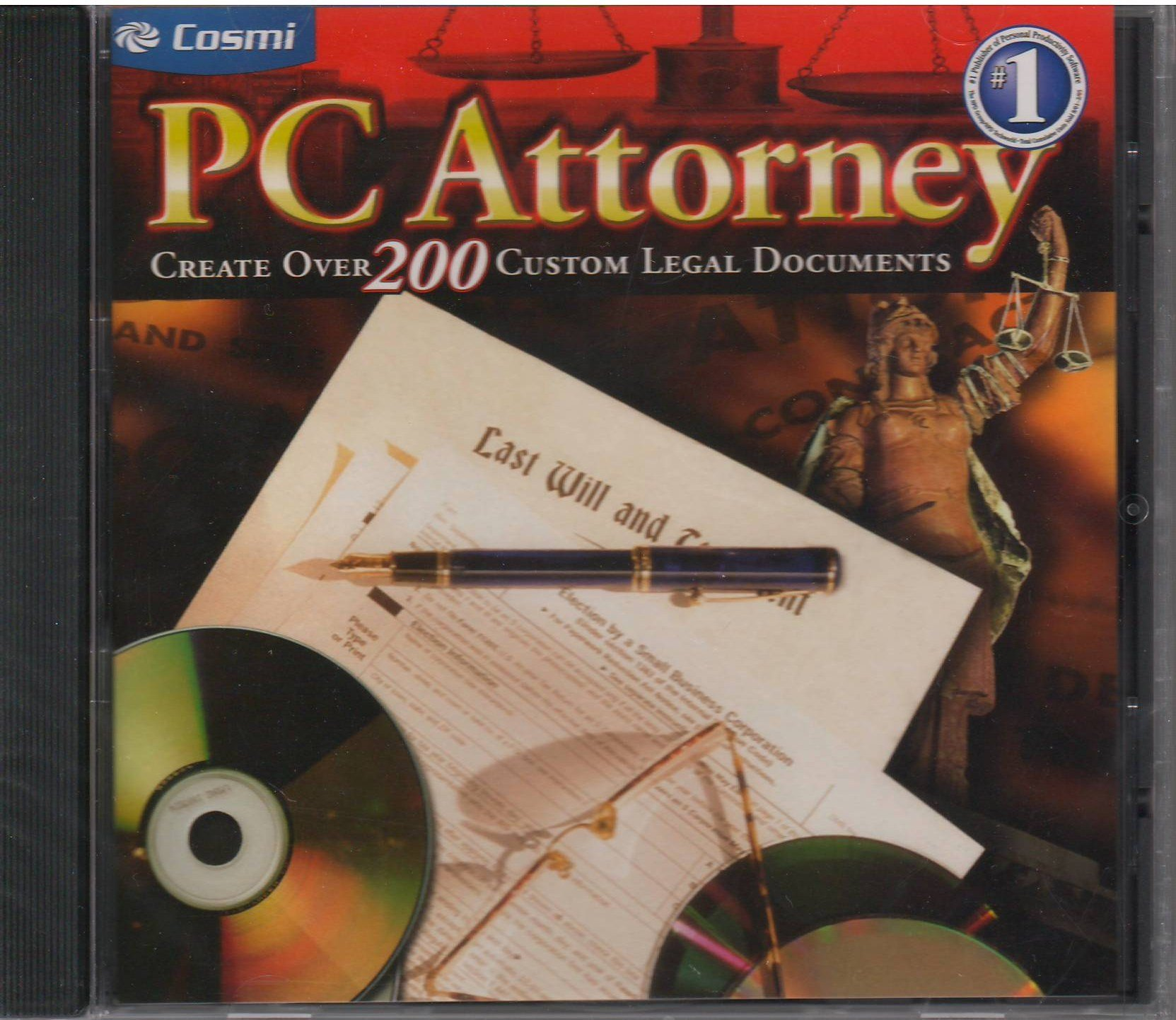 PC Attorney by COSMI