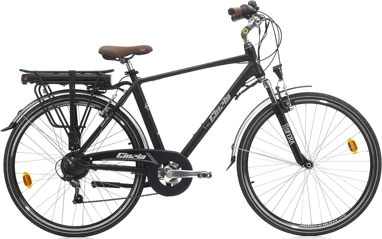 28 pulgadas Hombre Bicicleta eléctrica 7 velocidades Cinzia Sfera ...