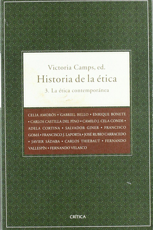 Download HISTORIA DE LA ETICA III PDF