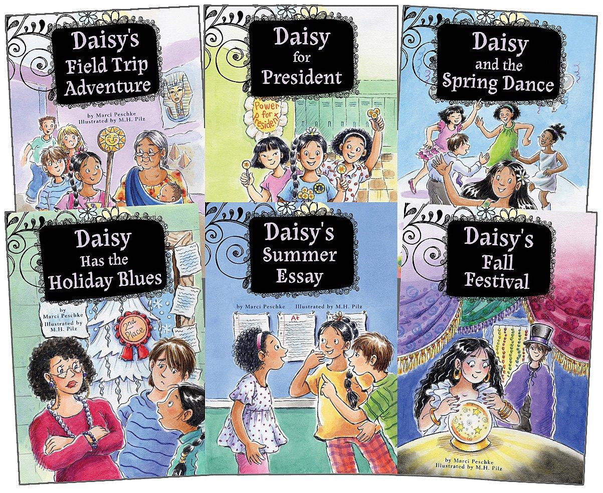 Growing Up Daisy (Set of 6) PDF