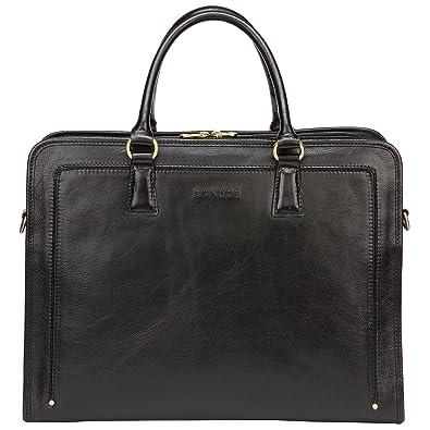 159fad6ac2 Banuce (バンニュス) ビジネスバッグ 本革 メンズ レディース ブリーフケース アタッシュケース かばん男性用