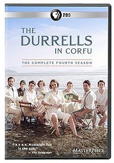 Book Cover: Masterpiece: The Durrells in Corfu, Season 4 UK Edition