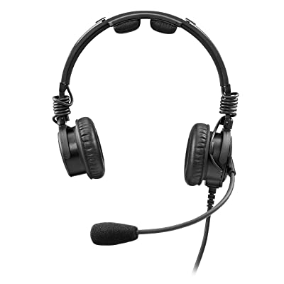 Telex Airman 8 ANR Headset - Dual GA Plugs: GPS & Navigation