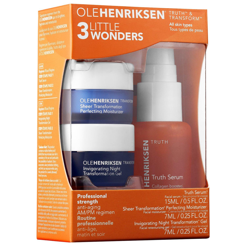 Ole Henriksen 3 Little Wonders Holiday Mini Collection