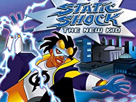 Static Shock: The Complete First Season