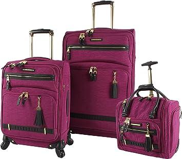 Steve Madden Luggage Global 28 Spinner Purple