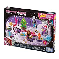 Mega Bloks DPK33 Calendario dell'Avvento Monster High