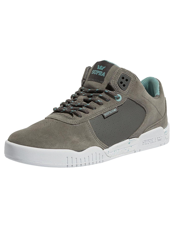 Supra - Mens Ellington Skate Shoes 7.5 M US|Grey-white