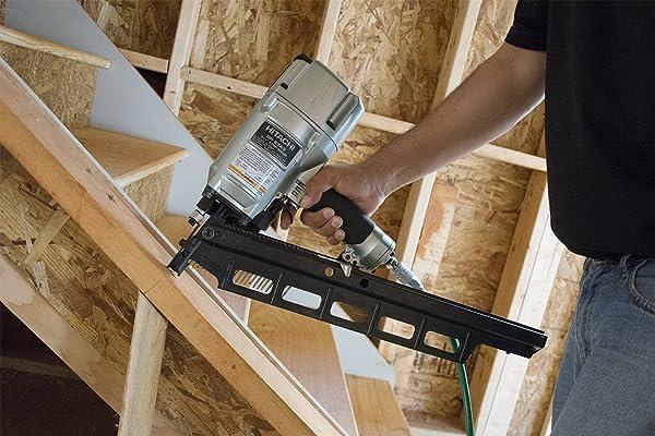 Top 3 Best Hitachi Framing Nailers Woodworking Tool Reviews